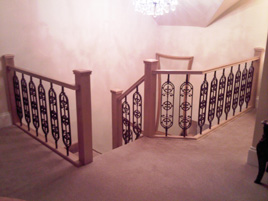 Stair Case installation in Colchester, Essex