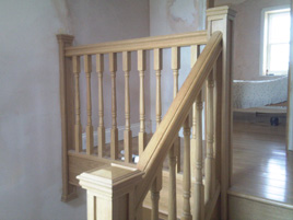 Colchester, Essex - Staircase installation